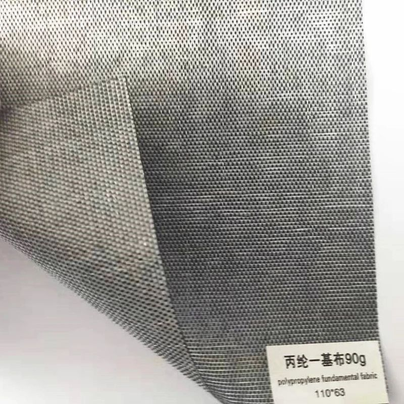 130gsm Black Polypropylene Non Woven Geotextile Drainage Fabric
